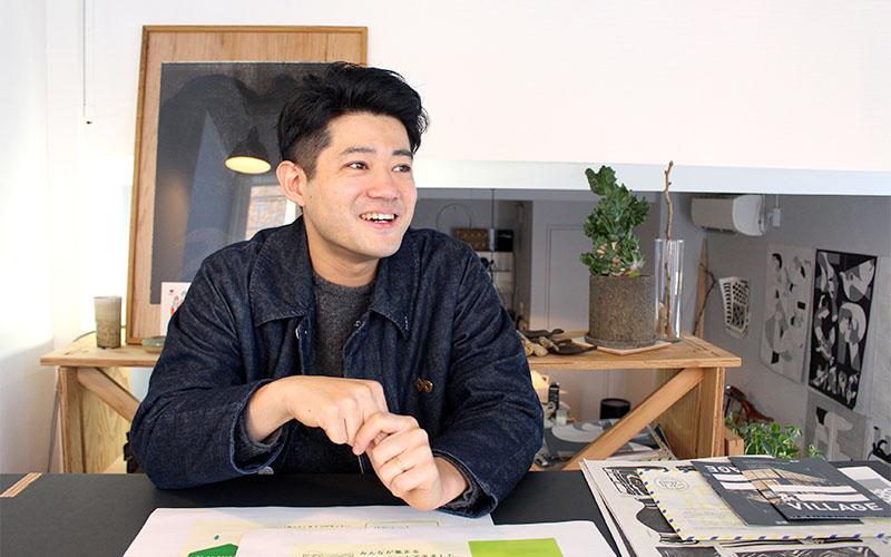 アートディレクター 土屋勇太(つちや・ゆうた)さん