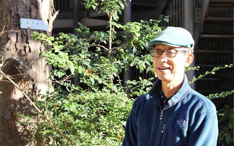 ガーデンデザイナー 正木覚(まさき・さとる)さん